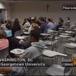 David Horowitz at Georgetown University [October 14 2004]