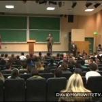David Horowitz at UCSB [May 12 2008]