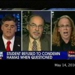 Hannity – Exchange with a Muslim UCSD student