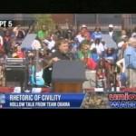Hannity with David Horowitz – Shocking Remarks