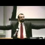 "Robert Spencer on ""Islamic Apartheid"" at Temple University"