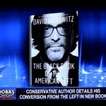 "David Horowitz on Lou Dobbs ""The Black Book of The American Left"""