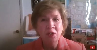 Clare M. Lopez: COVID-19 and China's Clandestine Biological Weapons Program.