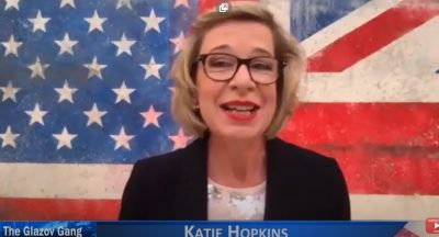 Katie Hopkins: Britain, Boris and Lethal Socialized Healthcare
